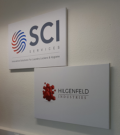 SCI-Services and Hilgenfeld sign a new partnership to ensure an always better service for the clients of the laundry lockers industry